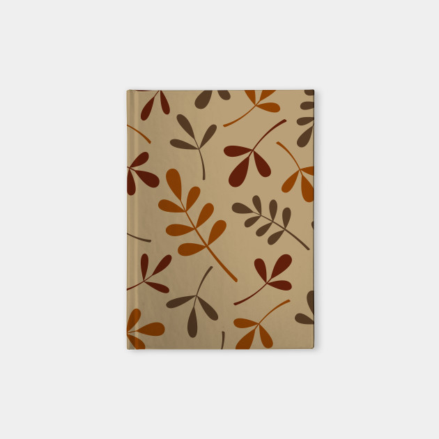 Assorted Lg Leaf Silhouettes Fall Colors