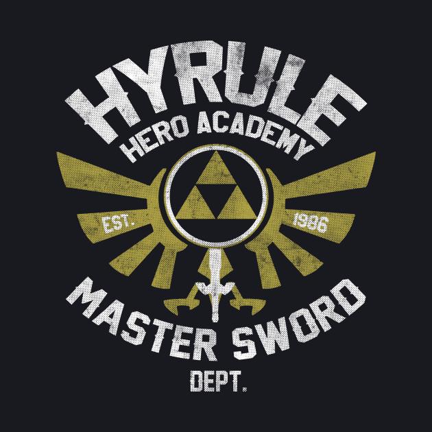 Hyrule Hero Academy