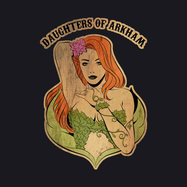 Daughters of Arkham - Poison