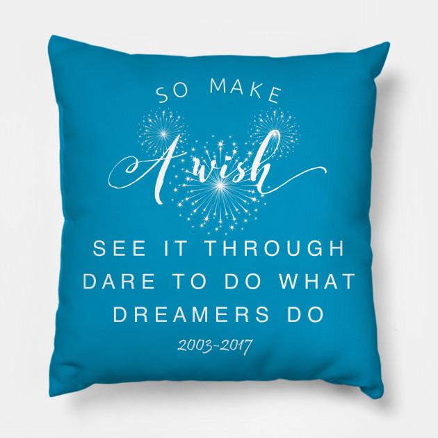 disney wishes disney pillow teepublic
