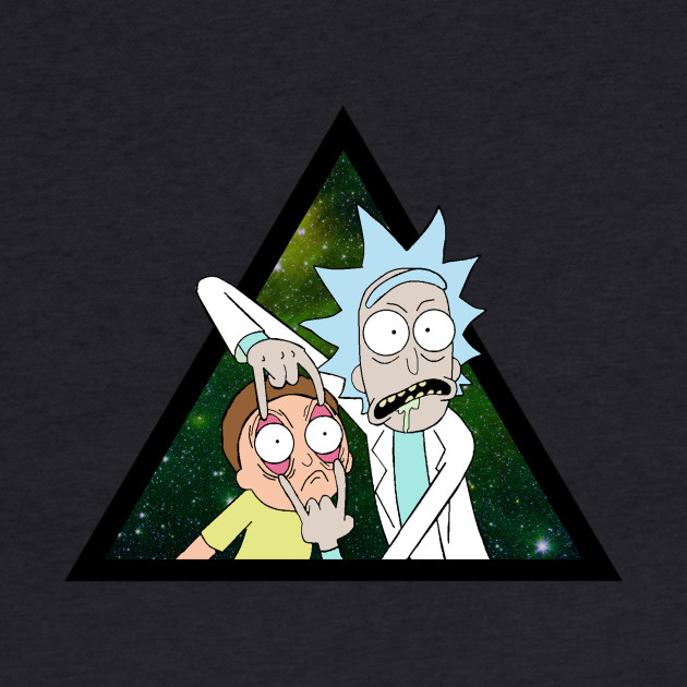 Rick and Morty Trippin 3.