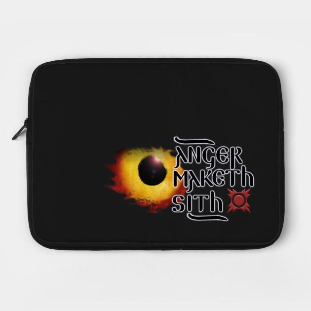 ANGER MAKETH SITH