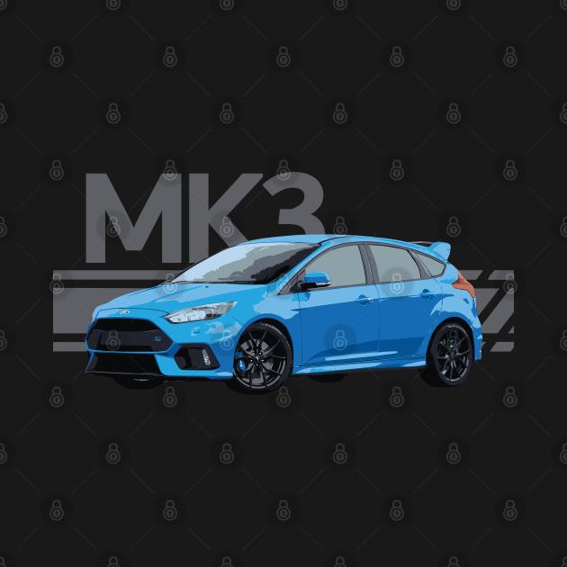 mk3 focus rs