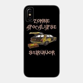 Zombie Apocalypse Survivor Phone Cases Teepublic