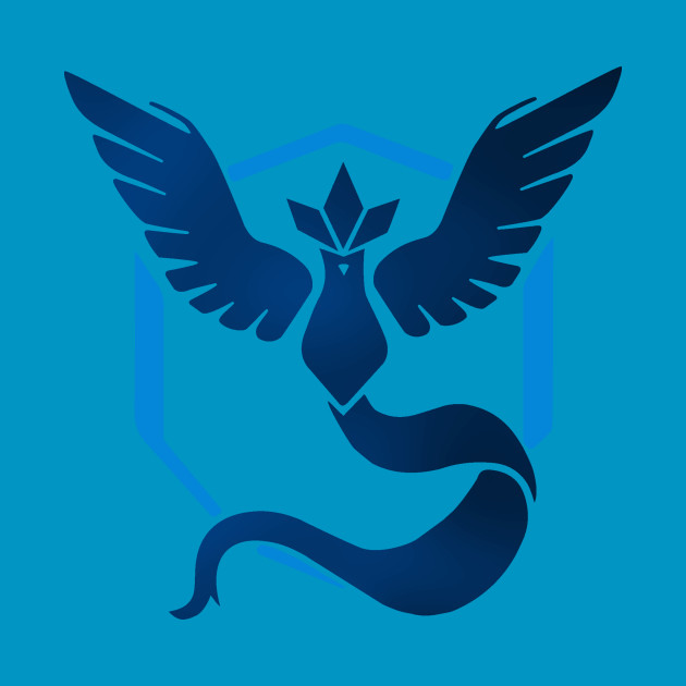 Team Mystic and Proud