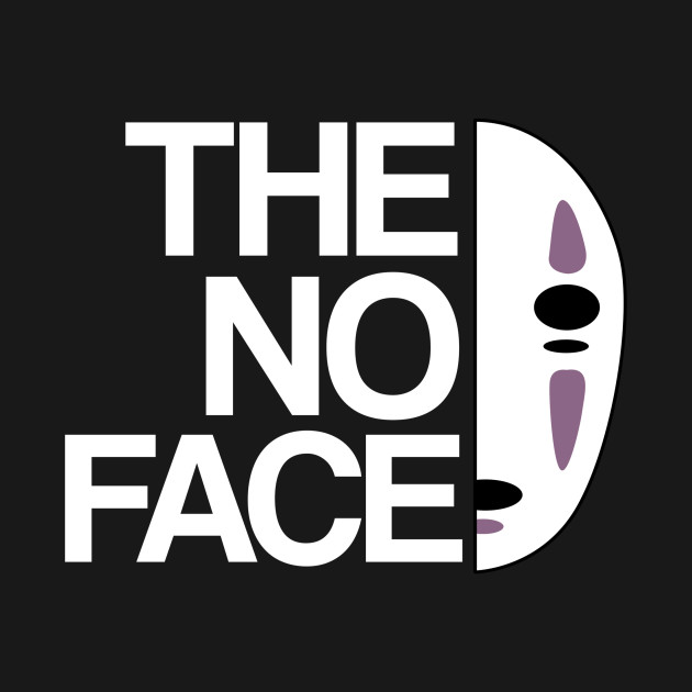 The No Face T-Shirt