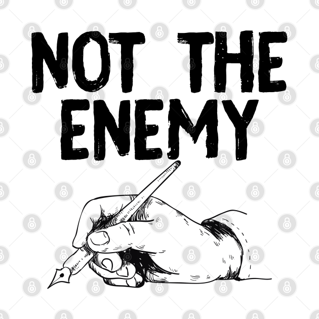 Not The Enemy