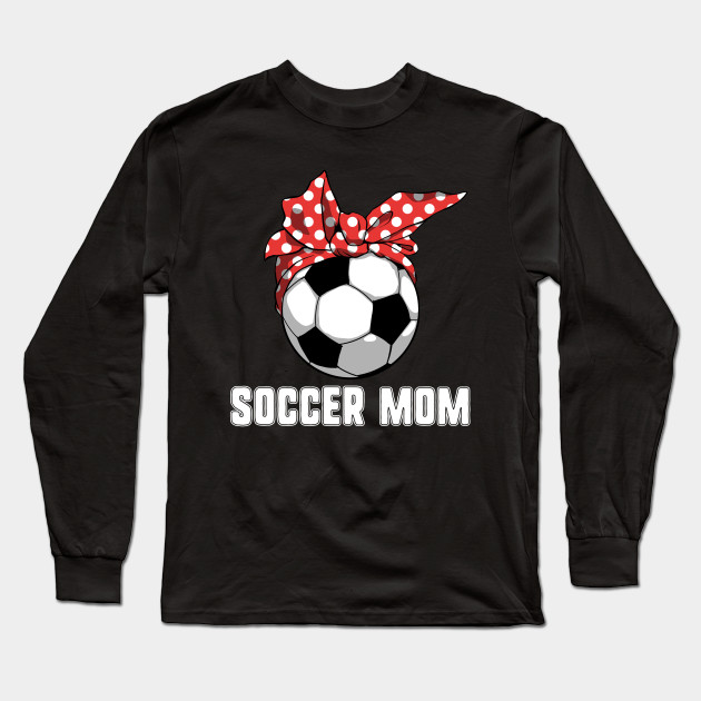 Tshirt Mother/'s Day Soccer Mom Sports