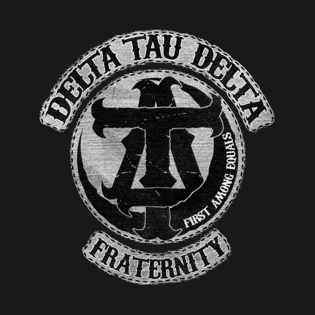 Delta Tau Delta Delta Tau Delta T Shirt Teepublic