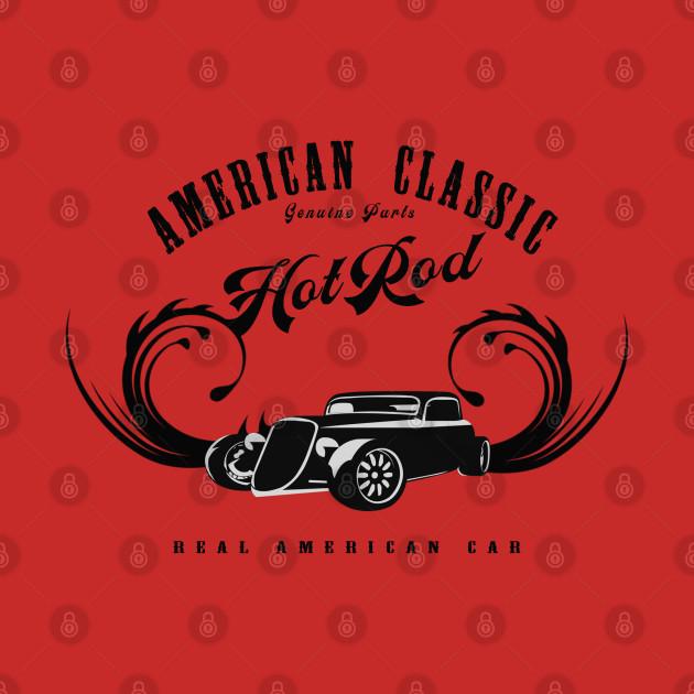 American Classic Hot Rod