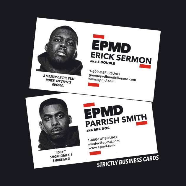 strictly business cards - epmd