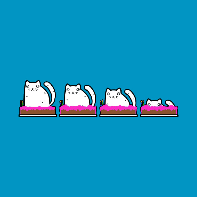 Rasabi Cat - Sinking Feeling