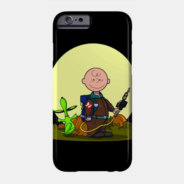 Bust N The Great Pumpkin Phone Case