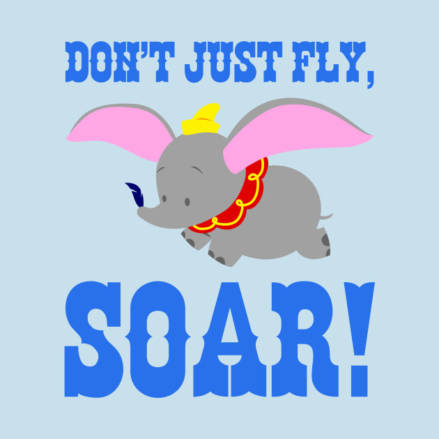 Don't Just Fly...Soar!