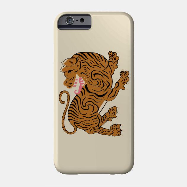 TIbetan Tiger - Tiger - Phone Case  16636a5d0