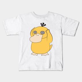 942d4f5f4 Psyduck Kids T-Shirts   TeePublic