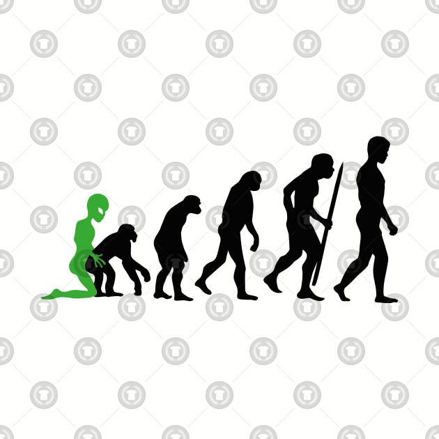 Alien - Human Evolution