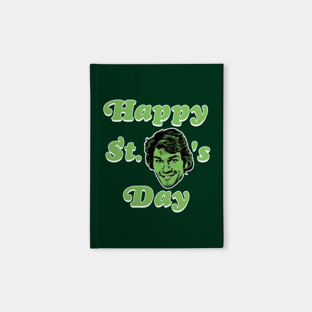Happy St. Patrick Swayze's Day
