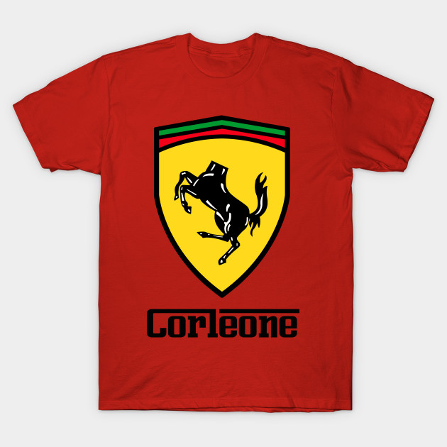 7e9a5905 Scuderia Corleone (Collab with Jay Hai) - The Godfather - T-Shirt ...