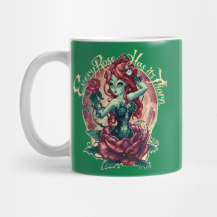 Harley Queen Batman Arkham Knight Gotham Tazza MUG
