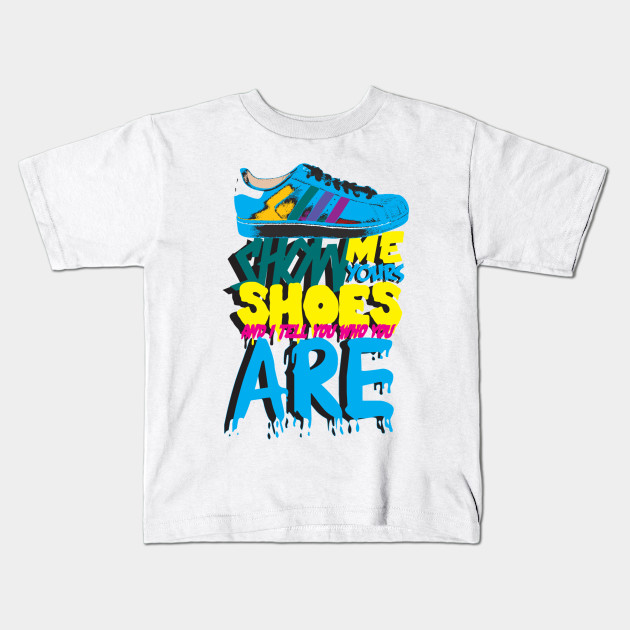 a7a3c339df6 Sneakerhead - Sneakerhead - Kids T-Shirt   TeePublic