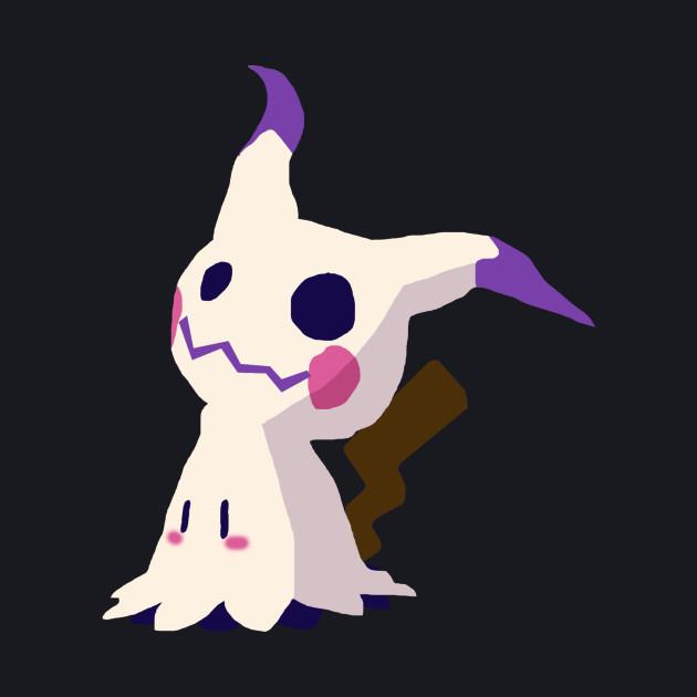 Mimikyu, the Ghost Fairy