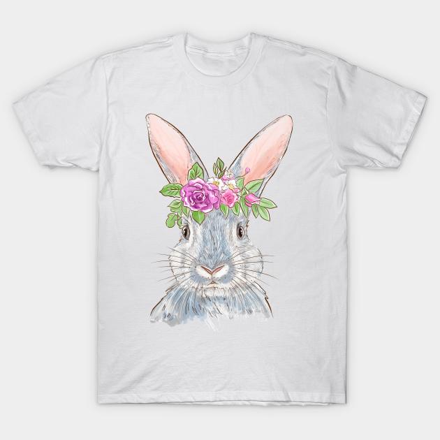 Denizko Art Gray Rabbit