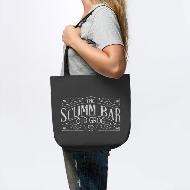 The Scumm bar
