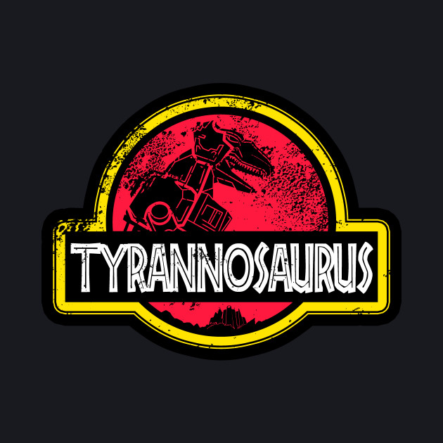 Jurassic Power Red