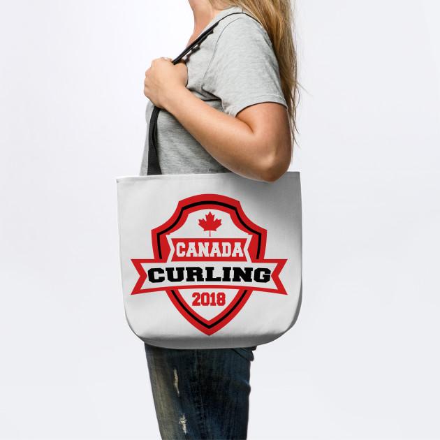 Team Canada Curling 2018!