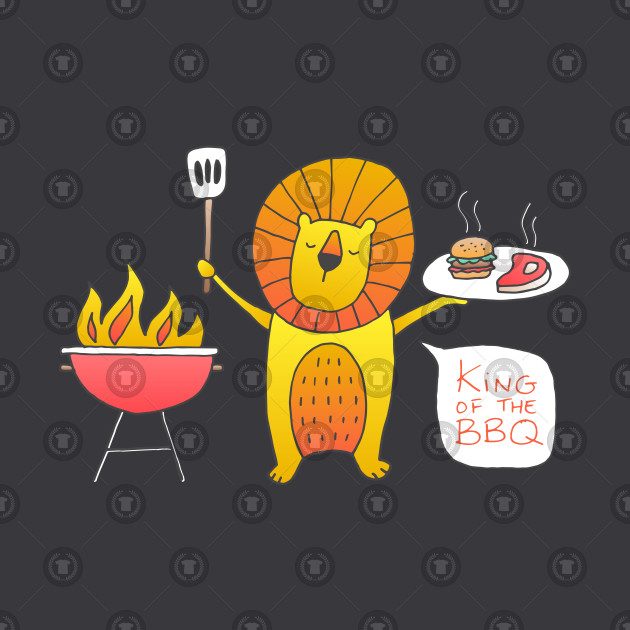 King of the BBQ - Lion Grillmaster