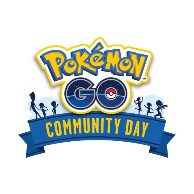 Pokemon Go Community Day!
