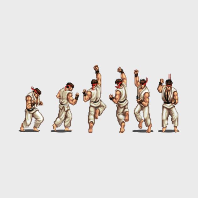 Street Fighter 2 Ryu Shoryuken