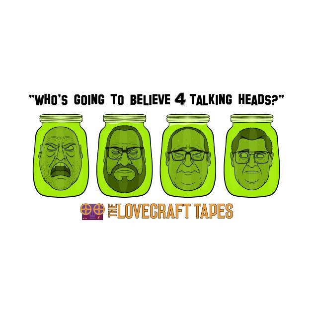 4 Talking Heads