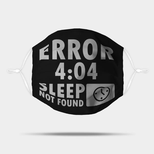 Error 4:04 - Sleep not found
