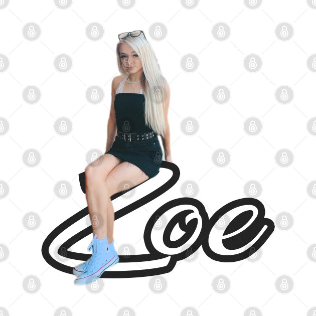 Zoe Laverne Merch T Shirt and Hoodies for Zody Supporters