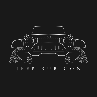 Jeep Wrangler TShirts TeePublic - Jeep t shirt design