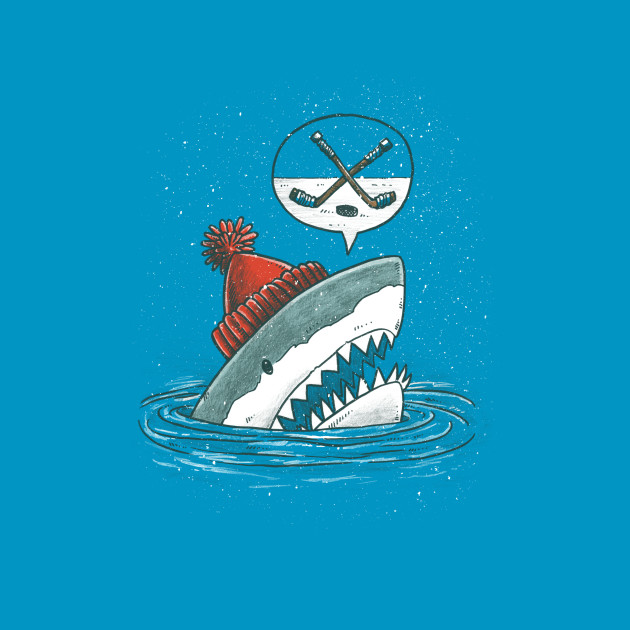 The Hockey Shark