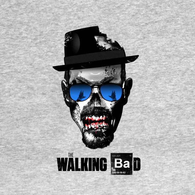 The Walking Bad T-Shirt