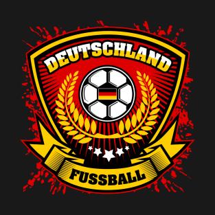 Deutschland Soccer Fussball t-shirts
