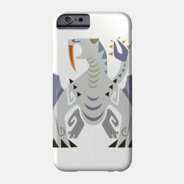 Barioth Monster Hunter World Iceborne Phone Case Teepublic