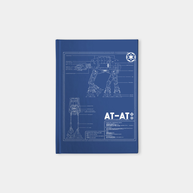 AT-AT Blueprint