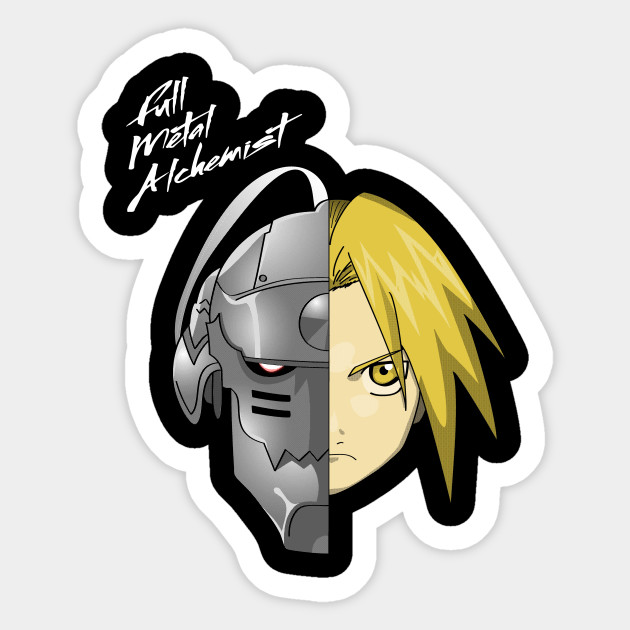 Alchemy Brother - Daft Punk - Sticker | TeePublic