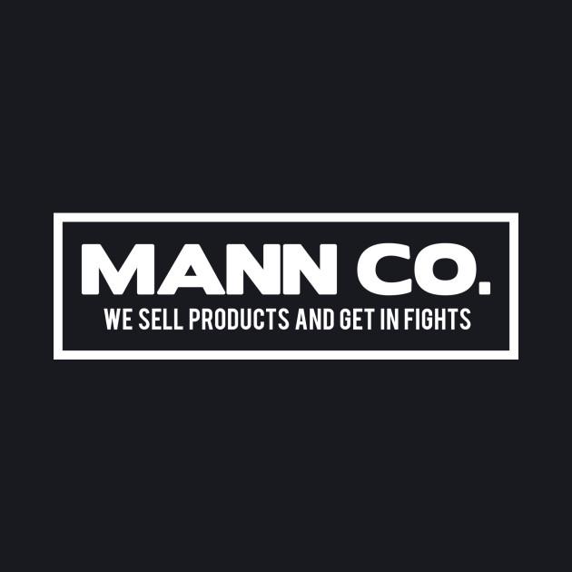 Mann Co. Shirt