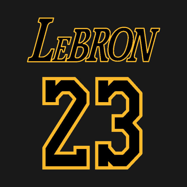 timeless design d7108 0c61d LeBron Black Jersey (Shirsey)