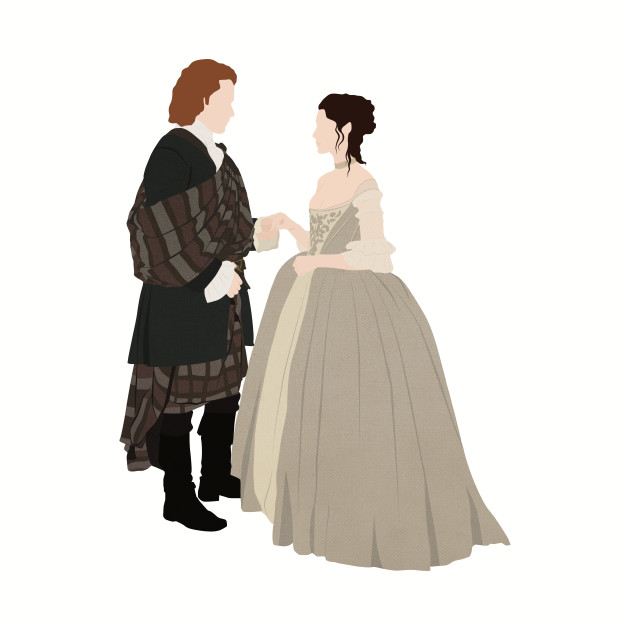 Outlander, Jamie and Claire