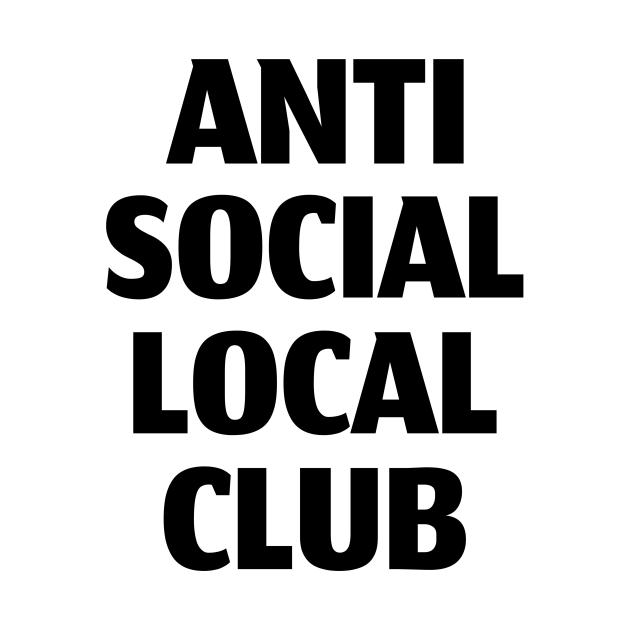 Anti Social Local Club