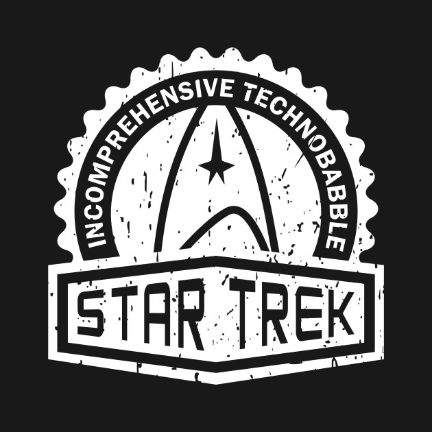 Crest Series Star Trek T-Shirt