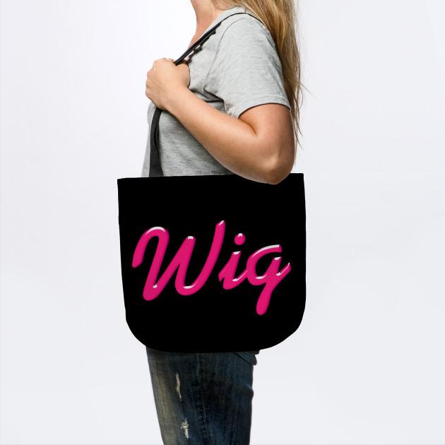 Wig Pink Version