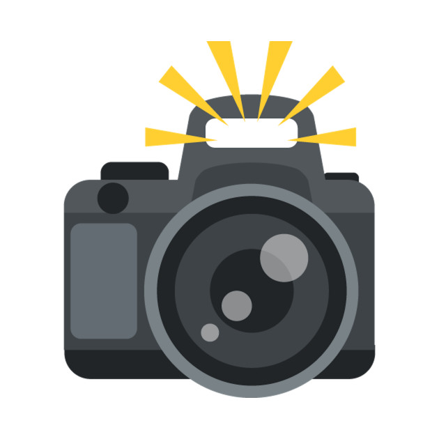 Camera Flash Emoji - Photography - Mug | TeePublic
